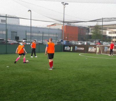 Seek Social Football tournament