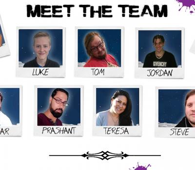 meet the seek social team banner