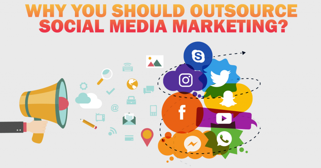 Outsource Social Media Marketing