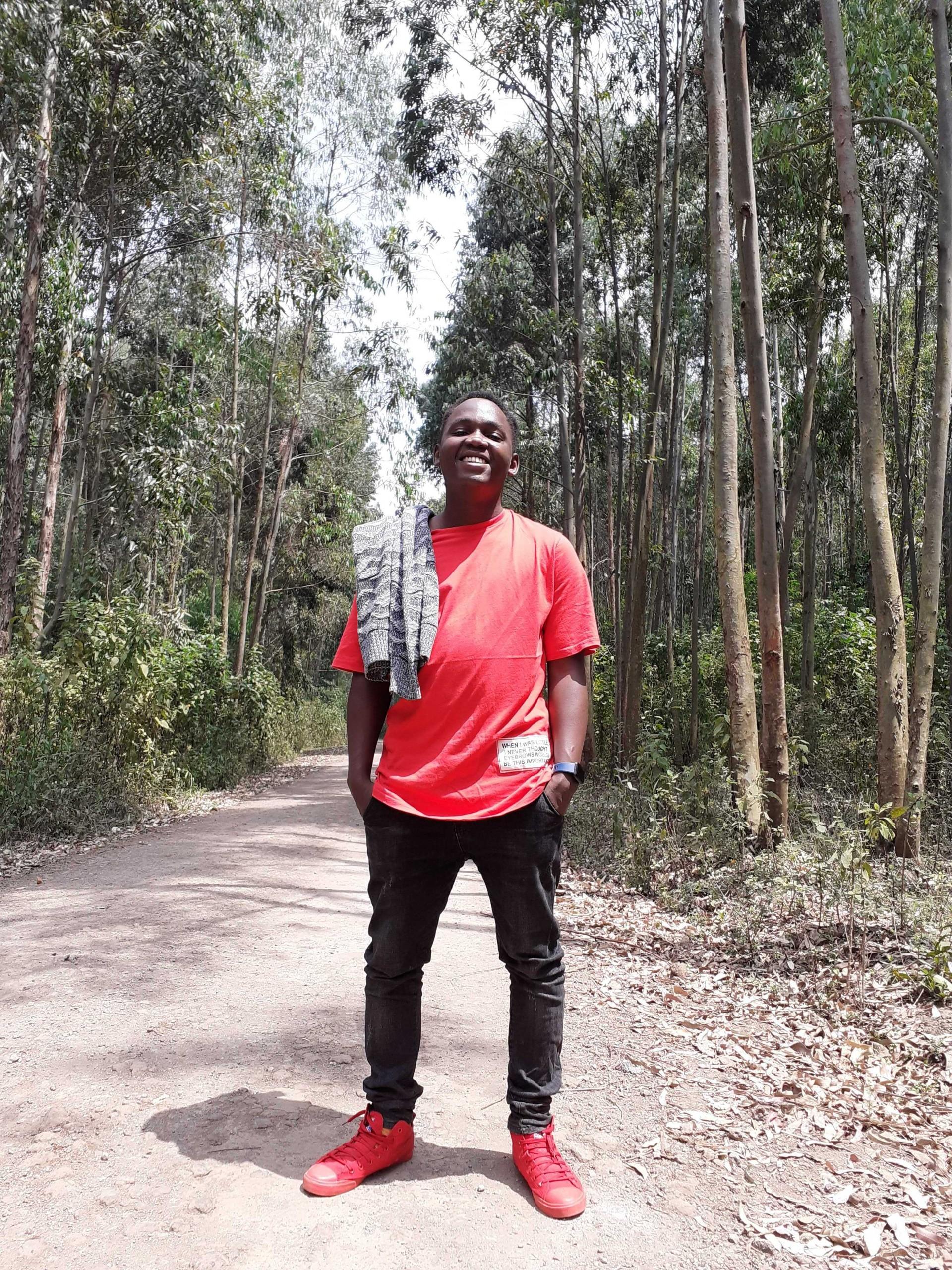 dennis mwaniki seek social team member image