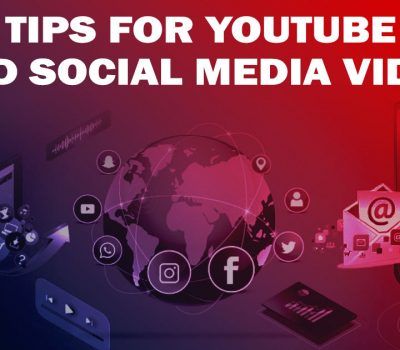 tips for youtube and social media video blog image seek social ltd