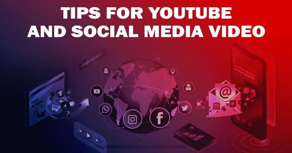 tips for social media videos