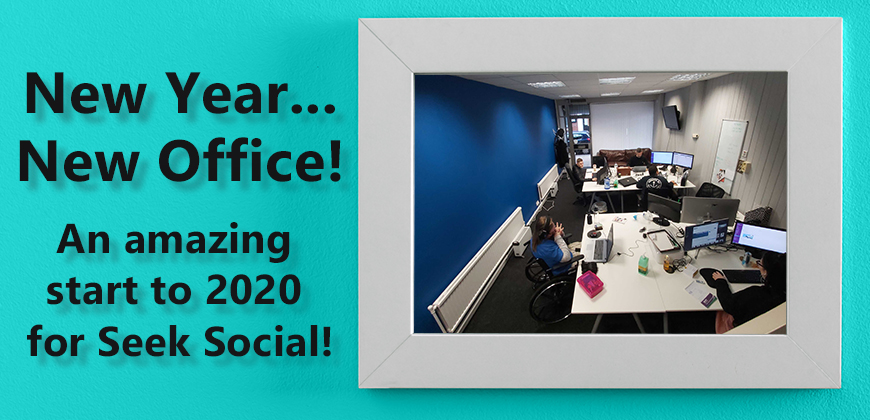 New Year, New Beginnings for Bury's top Social Media Company!