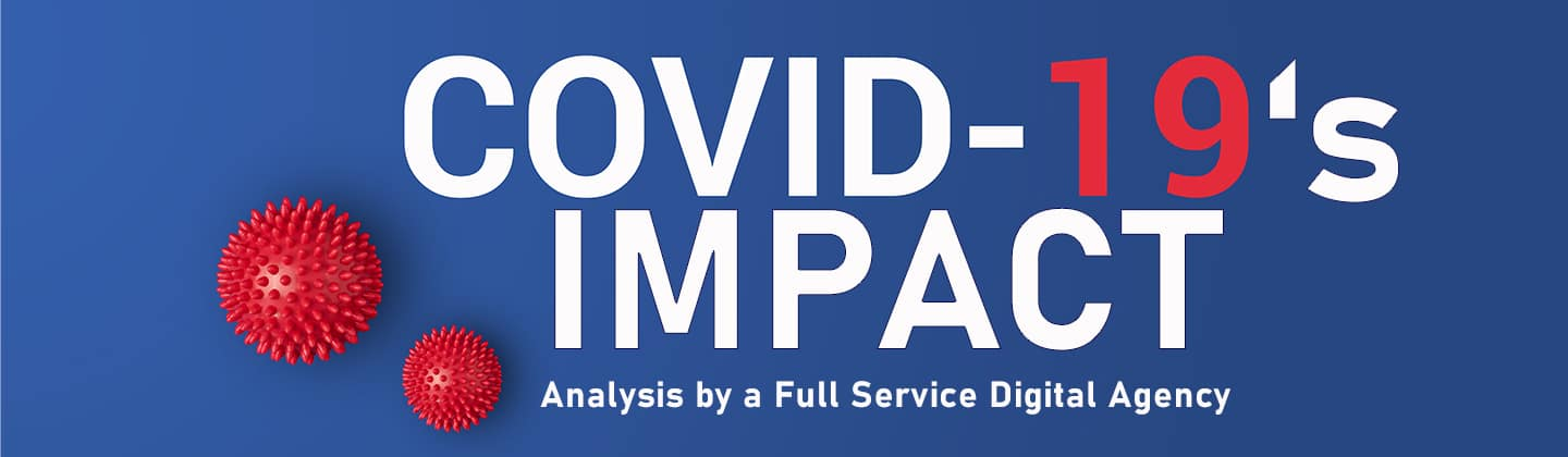 COVID-19: Impact Analysis by a Full Service Digital Agency