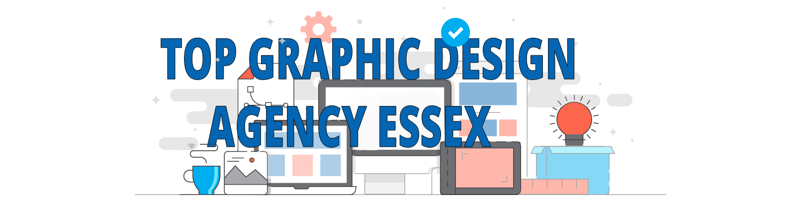 graphic design agency in essex: communicate with audience easily