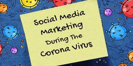 social media marketing during the corona virus blog image seek social ltd