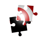jigsaw icon with transparent background