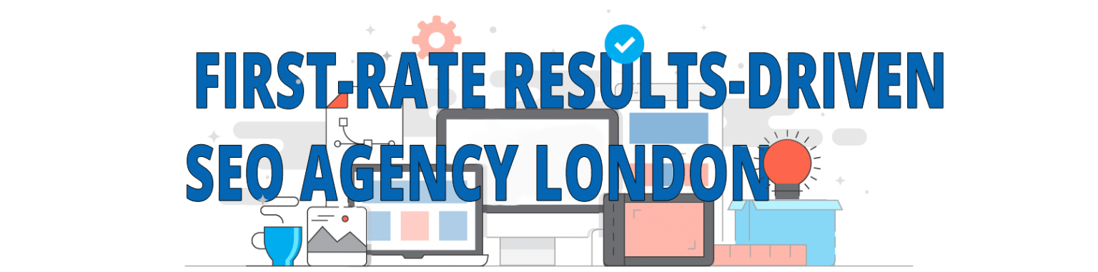 seek social first rate results driven seo agency london with transparent background