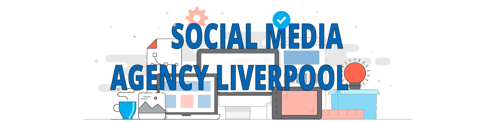 social media agency liverpool header with transparent background
