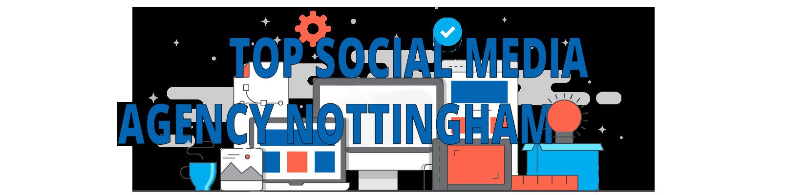 seek social top social media agency nottingham header with transparent background