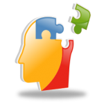 client mindset icon with transparent background