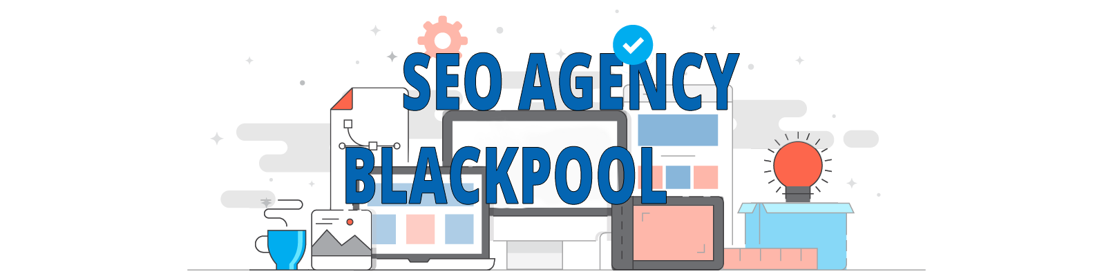 seo agency blackpool to increase organic traffic for wesite